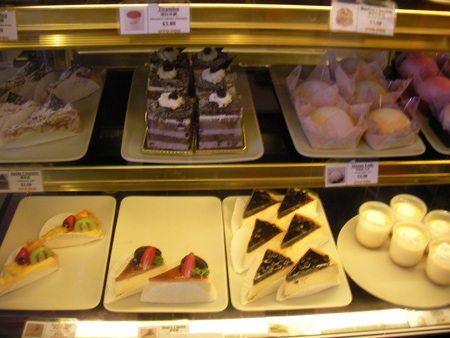 individual Cakes and Whole Cakes