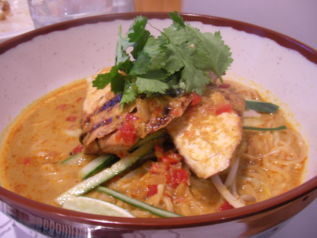 Chicken Kare Ramen