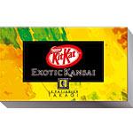Exotic Kansai (Milk Choco+Citrus+Ginger)