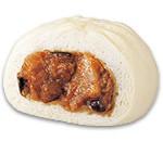 Buta Kakuni-man (simmered pork belly)